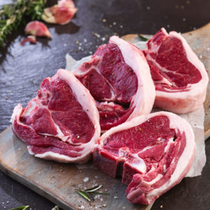 Fresh Lamb Chops