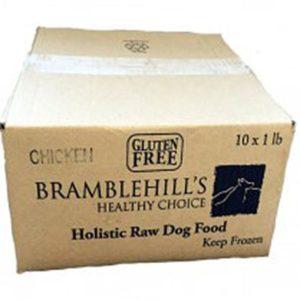 Bramblehills Raw Chicken Dog Food