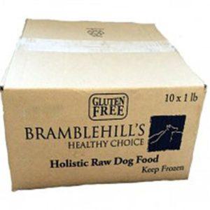 Bramblehills Raw Turkey Dog Food
