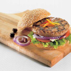 Halibut Burgers