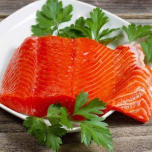 Wild Salmon Fillets